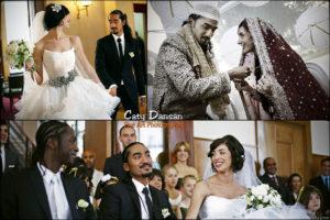 cérémonie religieuse dia mariage