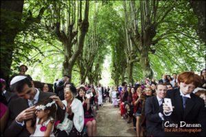 cérémonie religieuse juive paris