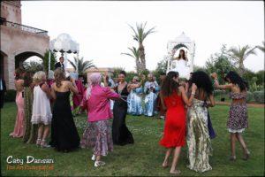 cérémonie religieuse marocaine