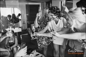 champagne photo préparation mariage