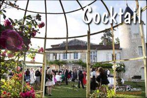 galerie photo du cocktail mariage