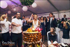 soiree mariage photos