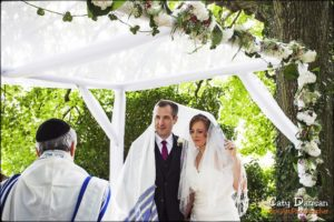 photo cérémonie juive houpa