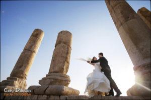 photo mariage Jordanie