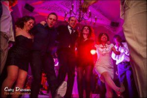 photo soirée dansante groupe amis