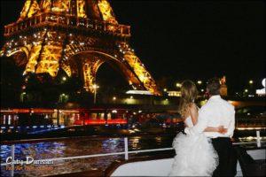 photo soirée péniche paris
