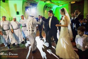 soiree mariage arabe traditionel